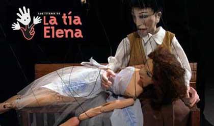 TÍTERES DE LA TÍA ELENA