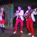 Che y moche Orquesta Zingarozana  Acto de Entrega Premios Parque de las Marionetas 2013 (Foto Abel Alvaredo)