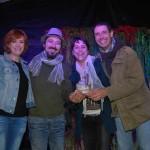 Los_premiados_Acto de Entrega Premios Parque de las Marionetas 2013 (Foto Abel Alvaredo)