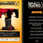 Gala del Teatro 2014.