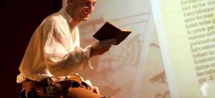 23 de Abril. Día del Libro EL TEATRO LAS ESQUINAS EN LA FERIA DEL LIBRO DE ZARAGOZA