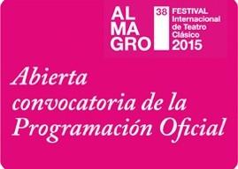 38 Edición Festival de Almagro