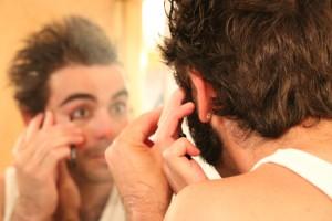 ¡Qué difícil es mirarse a uno mismo! FOTO: Julita Morro.