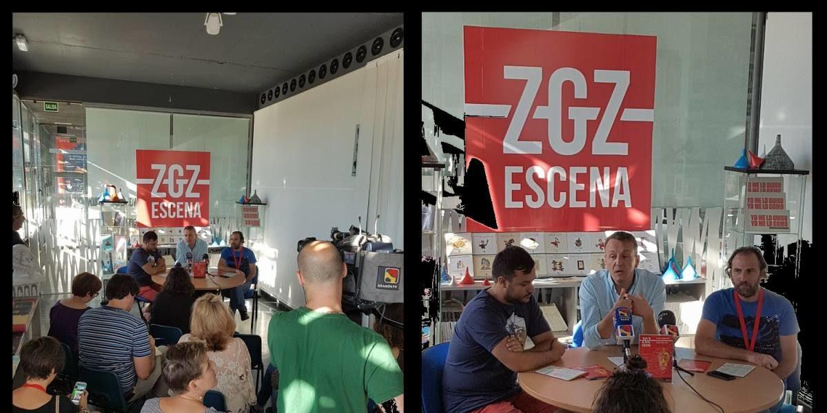 Buena valoración de la Edición 0 del Festival ZGZ Escena 2016