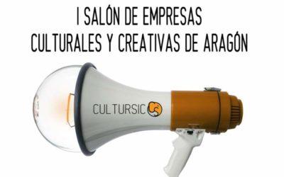 ARES en el I Salón de Empresas Culturales y Creativas de Aragón