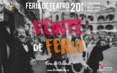 20ª Feria de Castilla y León / Ciudad Rodrigo 22-26 Agosto 2017