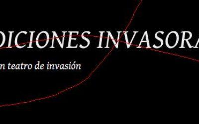 I Premio Internacional Dramaturgia Invasora