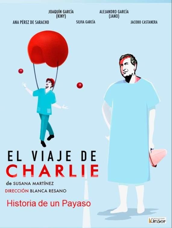 Portada EL VIAJE DE CHARLIE-BR