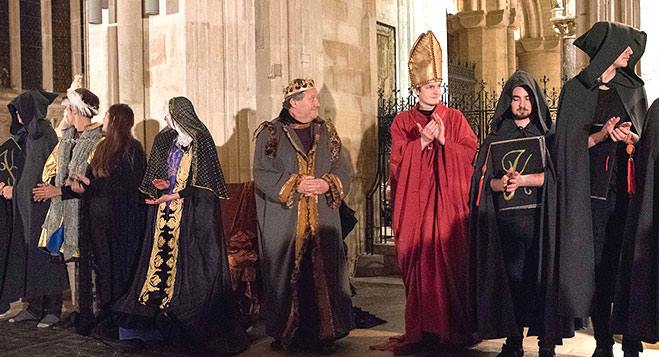 Katharine-of-Aragon-Spanish-Festival