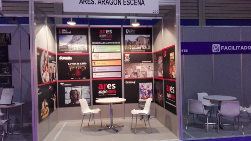 stand-Valladolid-2018-ARES-1