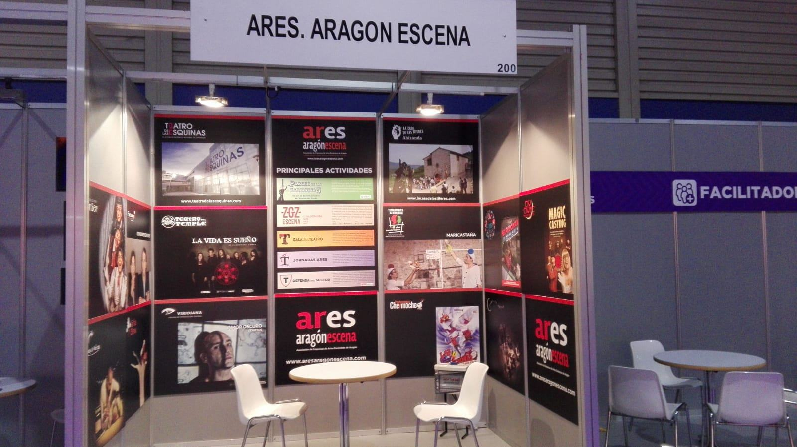stand-Valladolid-2018-ARES-4